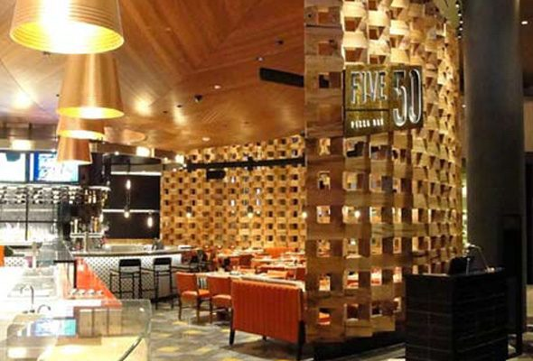 Five50 Bar Aria Resort & Casino