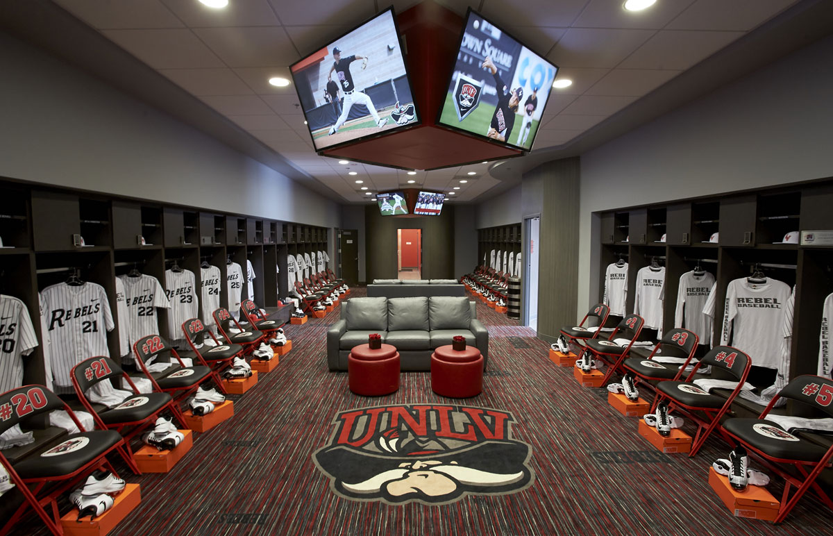 unlv baseball clubhouse rafael construction inc is a full service commercial general. Black Bedroom Furniture Sets. Home Design Ideas